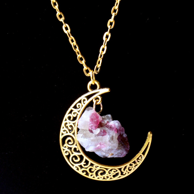 Sailor Moon Sun And Moon Necklace