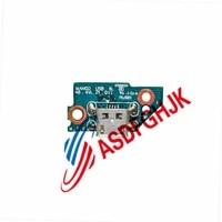 USB DC POWER JACK CARREGAMENTO PORTO BOARD 48.4VL21.011 Para ACER ICONIA A1 810 A1 811 100% TESED OK|Placa-mãe para notebook| |  -