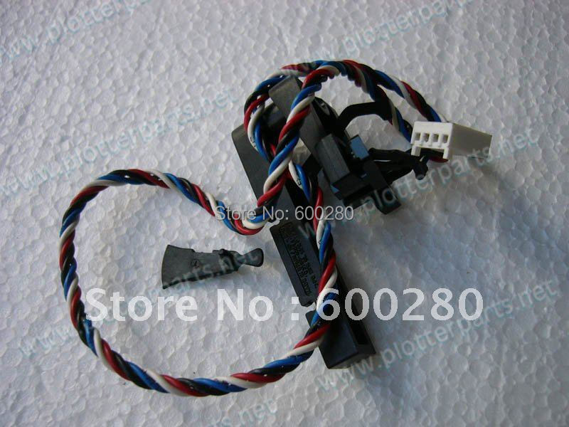 C4704-60195 HP Designjet 2000 2500 2800 3000 3500 3800 Media sensor assembly used