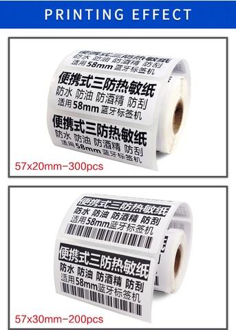 para 3 bluetooth movel termica etiqueta marcador
