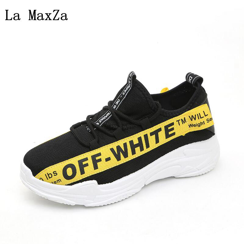 Female Sneakers 2018 New Spring PU Leather Women Casual Vulcanize Shoes Lace-Up Ladies Fashion Shoes Platform Flats Women Shoes