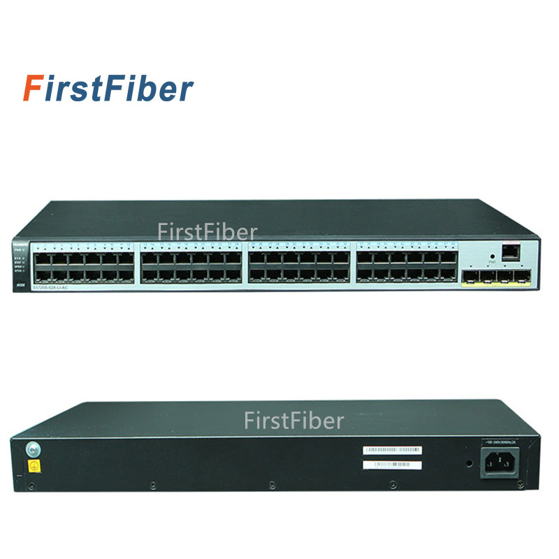 original hua wei Gigabit Ethernet Switches S5720S 52X LI AC S5720S series 48 Ethernet 1000 ports gigabit switch 4*10G SFP+