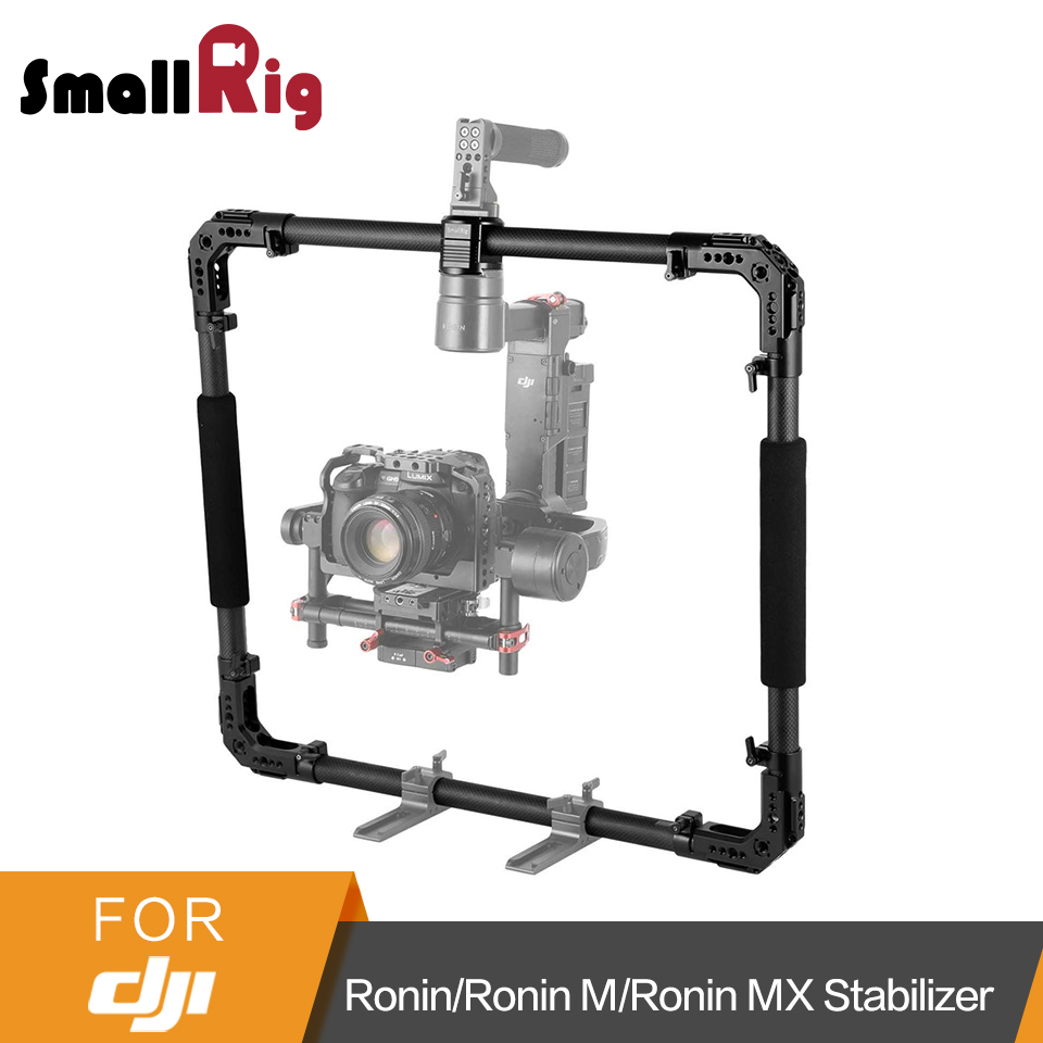 SmallRig Handheld Ring for DJI Ronin/Ronin M/Ronin MX Stabilizer-2068 ronin master y 721