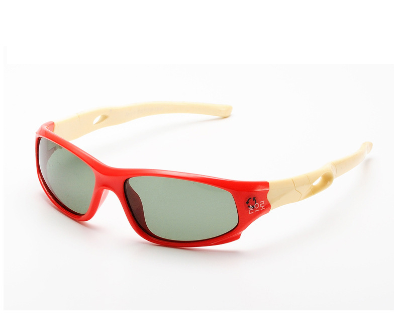 Eyewear Protection-Glasses Polarized Bike Outdoor-Riding New Child Boys Silica-Gel Eyes