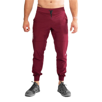 Gymking 2019 New Gyms Mens Casual Joggers Pants Men High Street Workout Pant Skinny Sweatpants Black Elasticity Men Casual Pants 1