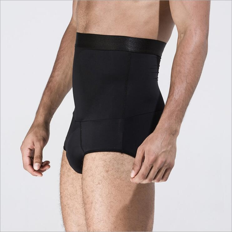 456fd46c1a Mens Underwear boxers long leg Mens bodysuit underwear for men body shaper  men Cotton spandex bodysuit slimming belt Boxer men-in Shapers from  Underwear ...