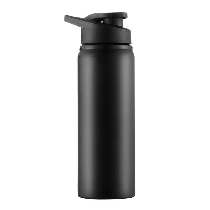 700ml Stainless Steel Bottle Cover Lid with Handle Anti Leakage Coffee Water Cup Portable Drinking Mug Outdoor Sports Bottle