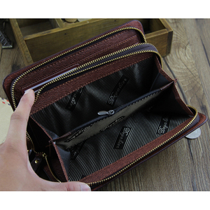Baellerry длинный удобный клатч для телефона Женский Мужской кошелек женский мужской кошелек для монет сумка для денег Cuzdan для Baellery браслет на руку Kashelek Walet