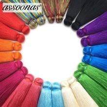 hot deal buy assoonas l154,4cm,silk tassels,decorative tassels,jewelry accessories,accessories parts,jewelry making,hand made,diy,4pcs/lot