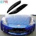 Для Nissan 350Z OEM углеродное волокно Набор для бровей автомобиля Стайлинг автомобиля Тюнинг часть для 350Z Углерода Бровей