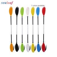 알루미늄 패들 더블 블레이드 카약 뗏목 oar 222 cm 풍선 보트 낚시 서핑 sup 보드 stnad 최대 패들 서핑 보드 a10001