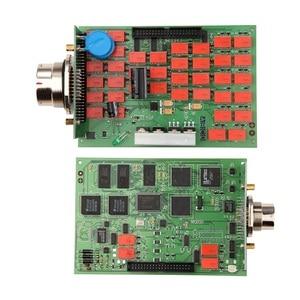 Image 3 - نوعية جيدة MB ستار C3 معدد الكابلات الكاملة للسيارات والشاحنات واجهة التشخيص مع برنامج HDD