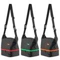 2016 nuevo estilo transpirable cámara solo sholder bolsa de almacenamiento a prueba de choques impermeable de nylon crossbody bolsa para nikon cámara