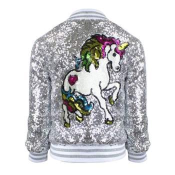 Unicorn Jacket for Girls  Teddy 1