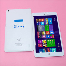 Glavey Z3736F Windows tablet Intel Atom de 8 pulgadas Android 4.4 2 GB/32 GB windows 8.1 IPS 1920×1200 super delgado