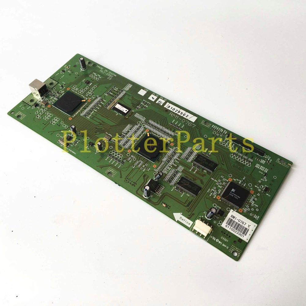 RM1-0767 Formatter board assembly for HP Color LaserJet 3500 3500N plotter part Original used