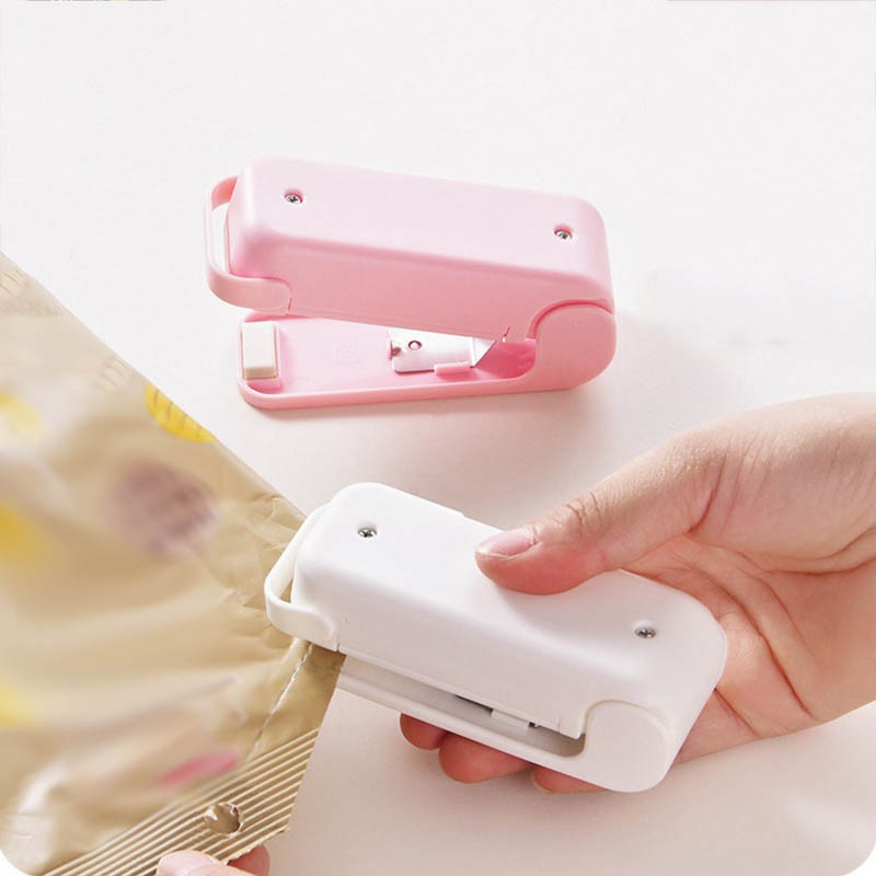 Lovely Convenient Heat Sealing Machine Impulse Sealer Portable Mini Seal Tool For Packing Plastic Bag HY99 AU23