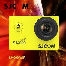 Original SJCAM 4000 WIFI Action Camera SJ4000 1080P Sports DVR DV Camcorder 30M Underwater Waterproof Sports Camera Camcorder