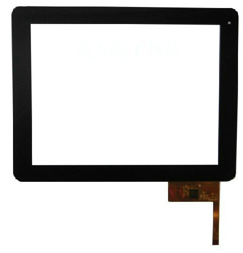 Original New touch screen Digitizer 9 7 inch RoverPad 3W9 4 3G A9710 Tablet Touch Panel
