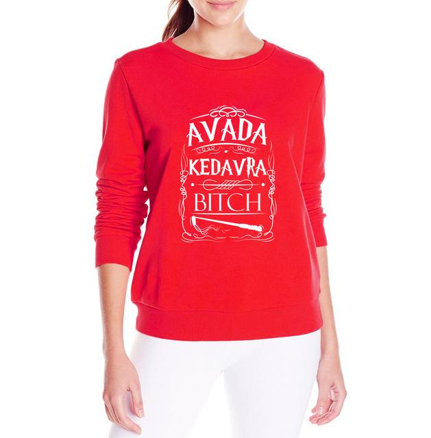 Avada Kedavra Fleece Jumper