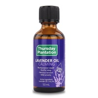 Original Thursday Lavender Oil Pure Diffusers Use Massage Oil Calm Soothe Relax Body Mind Improve Sleep Quality Relieve nervous