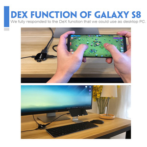 Image 4 - Vmde USB C 3.1 רכזת סוג C כדי HDMI Mini ממיר עבור Apple MacBook החדש או Google ChromeBook פיקסל סוג  C USB C רכזת מיני מתאם