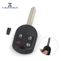 X AUTOHAUX Car Key Fob Keyless Entry Remote Control Clicker Transmitter Case F Series 80 Bit