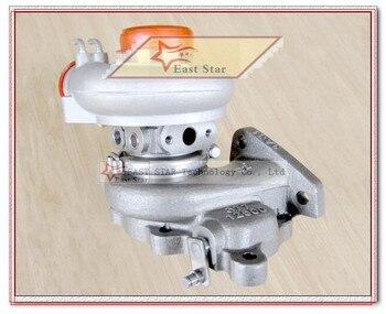 TD04 TD04-11G-04 49177-02512 49177-02513 28200-42540 Water Cooled Turbo Turbocharger untuk Mitsubishi Pajero L200 2.5L 4D56 4D56Q