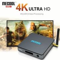 MECOOL BB2 Android Smart TV Box 2G 16G Amlogic S912 Octa Core KODI 17 0 4K