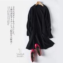 Женская вязаный кардиган длинный вязаные свитера v-образным вырезом одежда с длинным рукавом вязаный свитер для женский, черный красные, синие зеленый Mujer outcoat