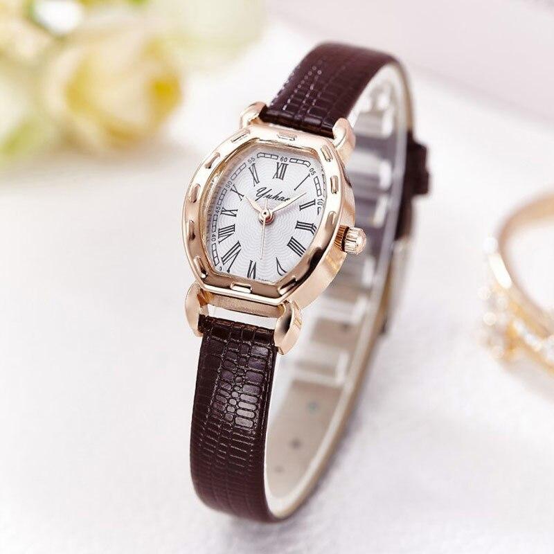 Rot gold armbanduhr