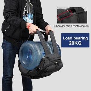 Image 3 - Tigernu Brand 15.6inch USB charging Men Backpack Women Anti theft Laptop Backpack Splashproof Large School Bag Male Mochila