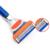 2017 Nova Camada 5 Lâminas de barbear barbear para homens venda quente 8 pcs/set do hight qualidade mens padrão face care shaver 1 pcs alça navalha