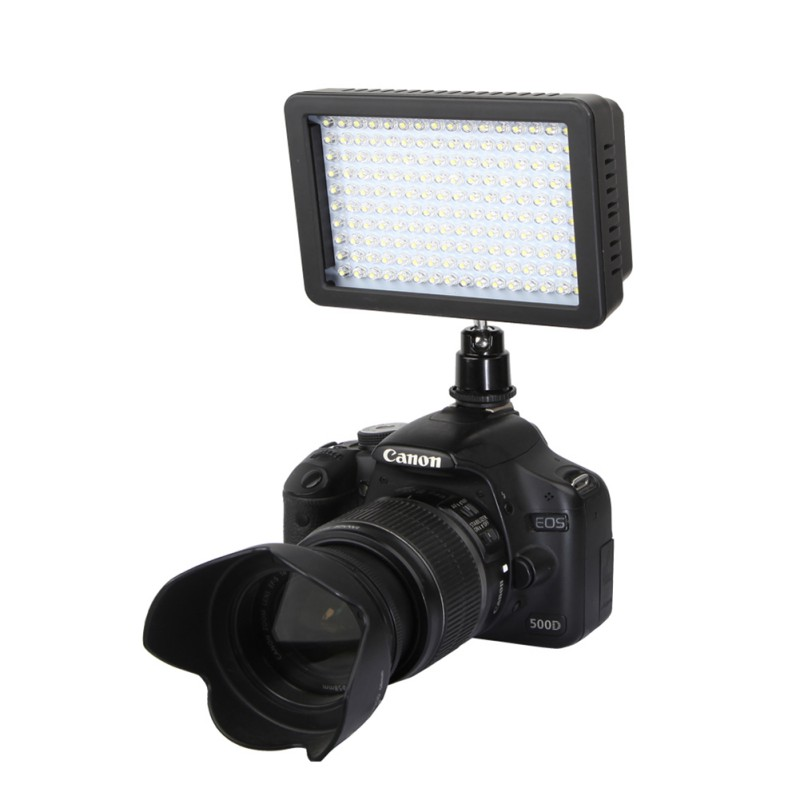 2018 Newest Video LED Night Light Lamp Photographic Lighting 5600K 165 Lamp Beads For Ca ...