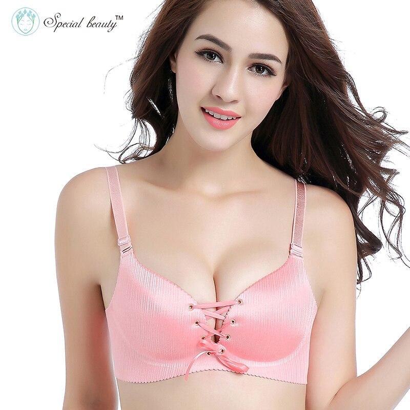 04a4a58ef Galeria de women ribbon bra por Atacado - Compre Lotes de women ribbon bra  a Preços Baixos em Aliexpress.com