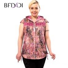 BFDADI 2016 модная футболка свободного покроя женщины письмо топы с коротким рукавом широкая майка Большой размер блузка летняя рубашка женские...(China (Mainland))