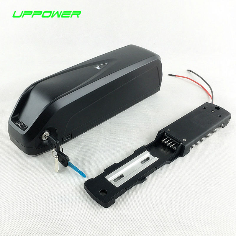 US EU AU No Tax New Hailong Long Range 52V 17Ah E-Bike Battery 14S5P Lithium Ion Battery Pack for 8FUN 750W 1000W Motor us eu free tax lithium ion battery pack use ncr18650pf e bike battery pack 36v 15ah hailong 36v 14 5ah li ion battery 2a charger