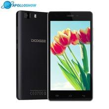 Original DOOGEE X5 pro mobile phones 5.0Inch HD 2GB RAM 16GB ROM Android5.1 Dual SIM MTK6735 Quad Core 5.0MP GSM WCDMA LTE