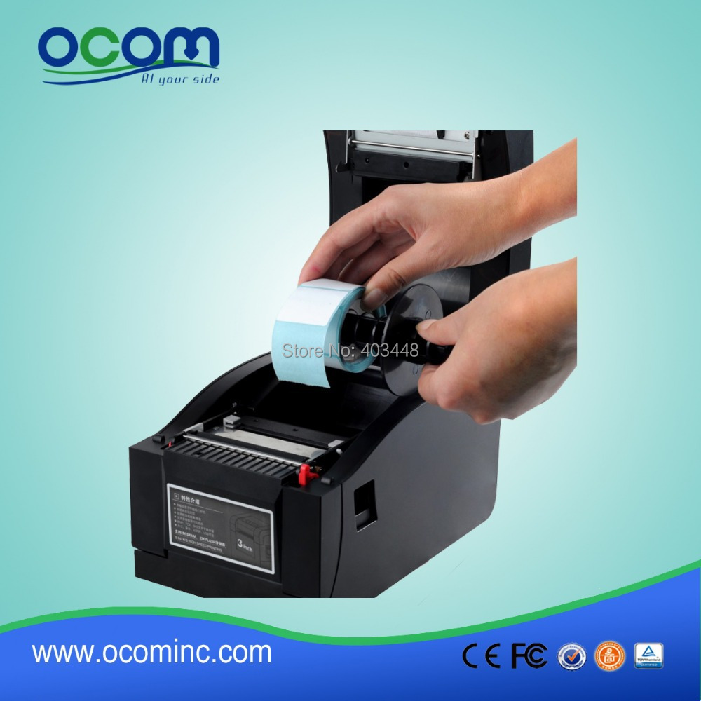 ФОТО 2D Barcode Printer and QR Code Label Printer for Label Printing