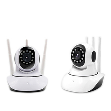 1080P HD IP Camera Wireless Wifi camera  Mobile phone or PC monitoring and recording Night Vision Surveillance cameras