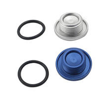 YFM700 Top Crankcase Oil Filler Plug & O-Ring for Yamaha YFM 700 Raptor Quad