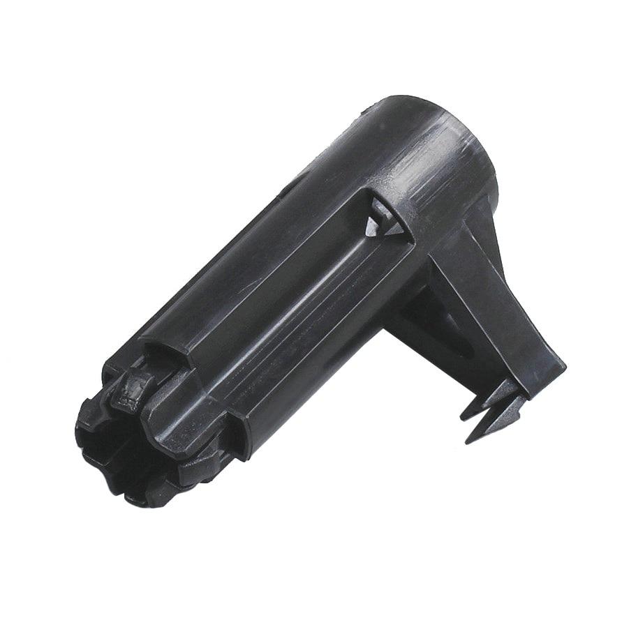 2PCS Front Radiator Upper Brackets Fit For Ford Focus 2012-16 1.6 L 2.0 L