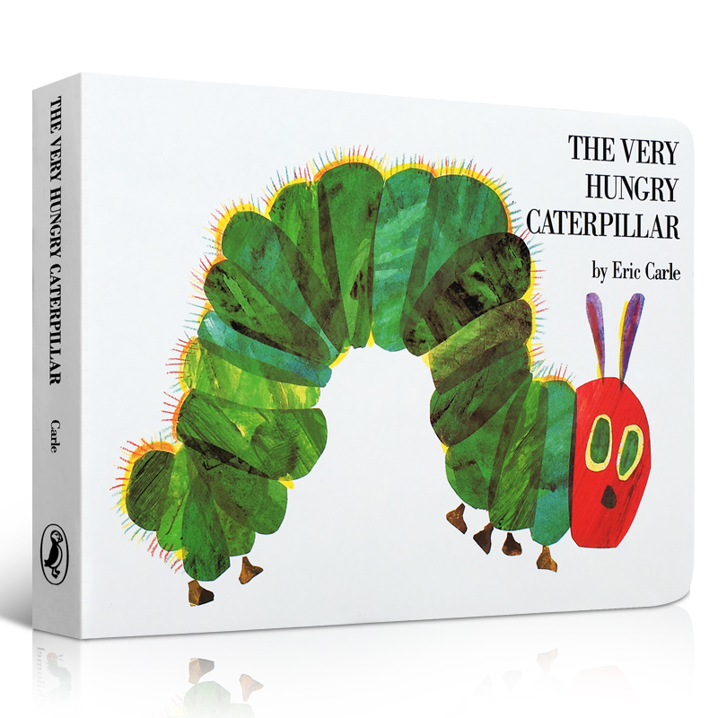 Best Selling Books The Very Hungry Caterpillar English Picture Books For Kids Baby Gift