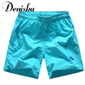 2017 New Summer Men Casual Solid Quick Drying Brand  BeachShorts Mens Sporting Shorts Male Sea  Boardshorts Short Pants