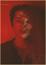The Walking Dead Characters Poster