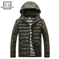 DIFFELEMENT 2017 Brand New Men Jacket Autumn Winter High Quality Fashion Coat Casual Outwear Cool Design
