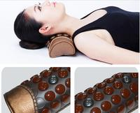 Beauty Salon Germanium Stone Pillow Cervical Neck Pillow Health Care Pillow Ms Tomalin Stone Keeping In