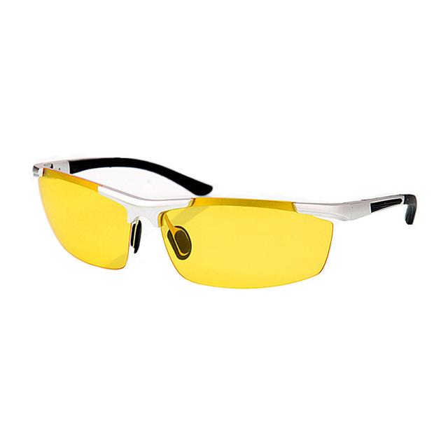 New 2017 ouro marca condução óculos de sol masculinos casuais óculos homem designer de moda homens óculos de sol uv400 polarizada