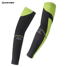 XINTOWN Men And Women Cycling Arm Warmers Running Arm Warmers Arm Sleeve Cycling Cuff Cycling Sleeves Sunscreen UV protection