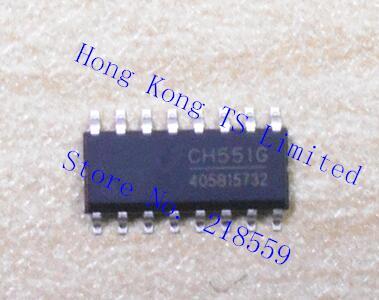 CH340T WCH SSOP-20 USB Interface Chip NEW  IC